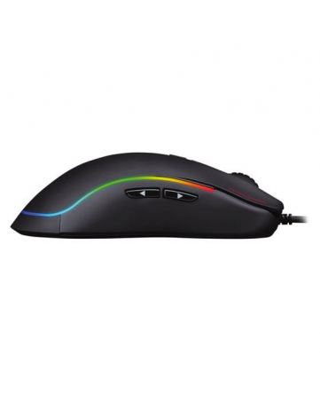 Ενσύρματο Ποντίκι Gaming RGB Zeroground MS-3500G Saigo v2.0