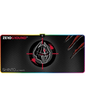 Mousepad Zeroground RGB MP-2000G Shinto Ultimate
