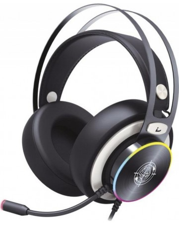Headphone Zeroground usb 7.1 RGB HD-2800G Sokun