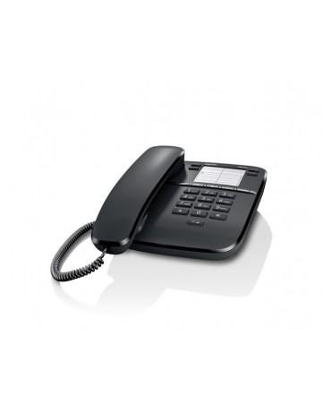 Ενσύρματο τηλέφωνο Siemens Gigaset DA310 μαύρο