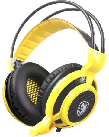 Gaming Headset Motospeed H19 Κίτρινα