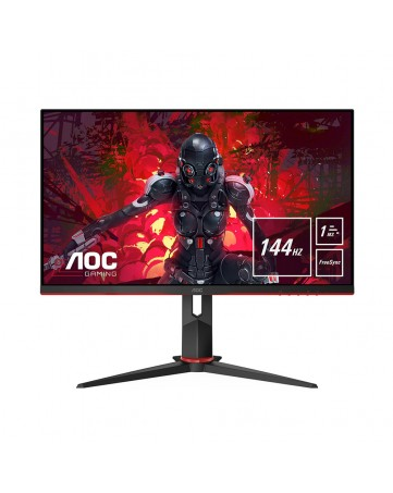 Gaming Monitor 27'' IPS AOC 27G2UBK with speakers