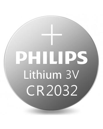 Μπαταρία Λιθίου CR2032 3V - Philips