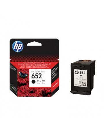 Γνήσιο HP 652 Black (F6V25AE)