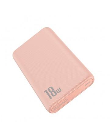 Powerbank baseus Bipow 10000mAh Quick Charge 3.0 PD 18W Ροζ