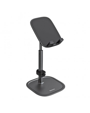 Ρυθμιζόμενη βάση στήριξης για smartphone και tablet Baseus (SUWY-A01) μαύρη