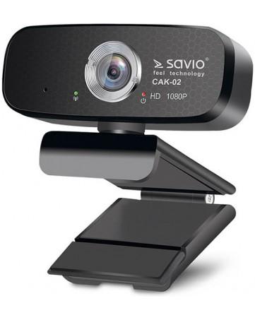 Web Camera Savio Cak-02 FHD