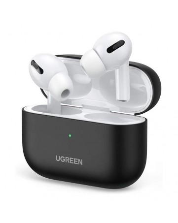 Θήκη για Apple Airpods Pro Ugreen Silica Gel 80513 μαύρη
