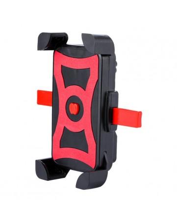 Βάση στήριξης smartphone για ποδήλατο - μηχανή OEM 360 μαύρη