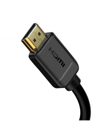 Καλώδιο HDMI M/M 2m Baseus (CAKGQ-B01) μαύρο