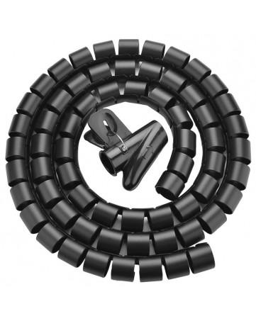 Σπιράλ οργάνωσης καλωδίων 5m Ugreen 30820 μαύρο