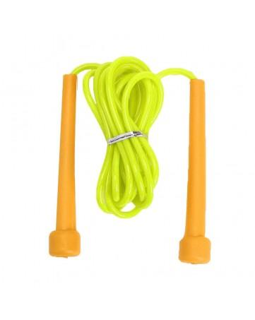 Σχοινάκι γυμναστικής crossfit training κίτρινο OEM 60902