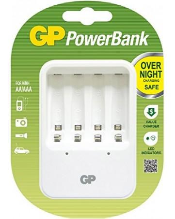 Φορτιστής για μπαταρίες ΑΑ/ΑΑΑ GP PB420GS