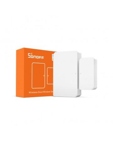 Sonoff ασύρματος αισθητήρας για πόρτες και παράθυρα SNZB-04 ZigBee λευκός