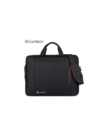 """Τσάντα Laptop 15.6"""" Lamtech Lam021929 μαύρη"""
