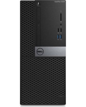 Ref. Pc Dell Optiplex 5050 MT i5-7500/8GB/256GB NVME/DVD/W10P