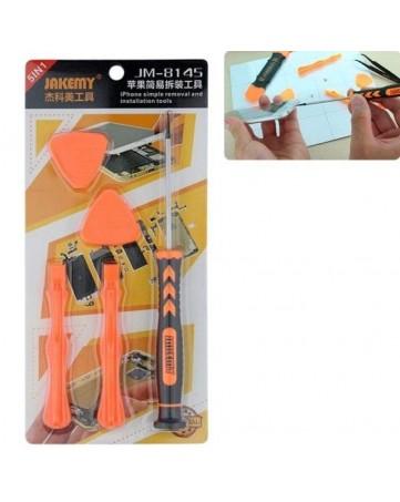 Kit εργαλείων επισκευής κινητών και tablet - Jakemy 8145