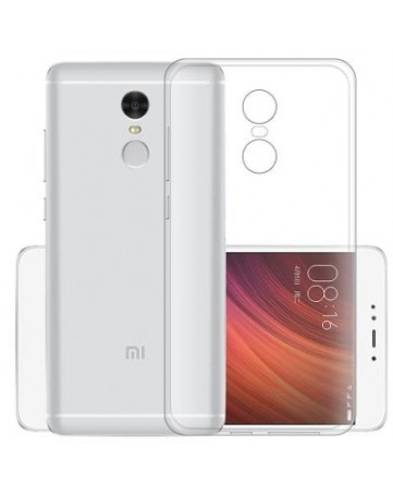 Θήκη Σιλικόνης Διάφανη Ultra Slim 0,3 - Xiaomi Redmi 5 Plus