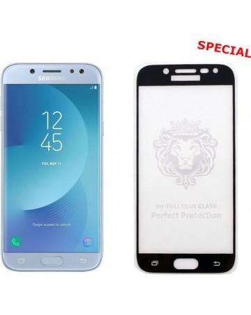 "Idol 1991 Tempered Glass Samsung J530 5.2""9H 0.30mm 2.5D Full glue Special Full Cover Black"