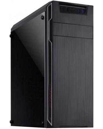 PC Case Gaming Supercase F75 USB 3.0 Black