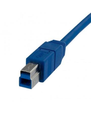 Καλώδιο USB 3.0 Α σε USB 3.0 Β 1.5m - ΟΕΜ 169