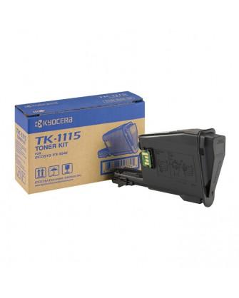 Συμβατό Laser Toner Kyocera TK-1115 Black
