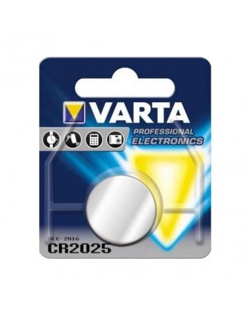 Μπαταρία Λιθίου VARTA 3V CR2025