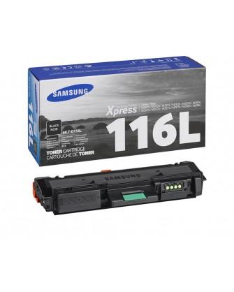 Laser Toner Samsung MLT-D116L Black Ελληνικής Ανακατασκευής για 3.000 σελίδες