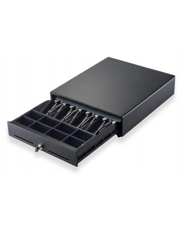 Συρτάρι μετρητών μαύρο -  QUORION 35x40cm