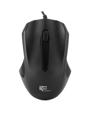 Ενσύρματο ποντίκι - Fantech FT-530 Black