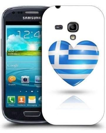 ΘΗΚΗ GREECE HEART - S3 MINI