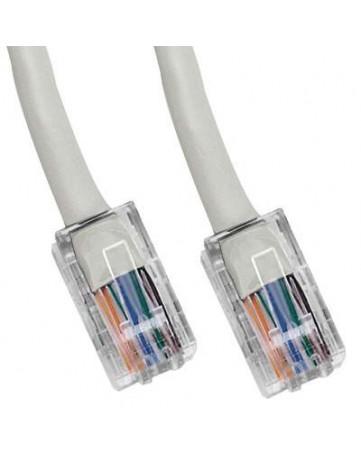 Καλώδιο δικτύου U/UTP CAT 5E (patch) - Γκρι